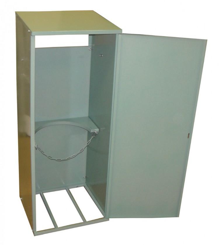 Шкаф для пропановых баллонов своими руками 75