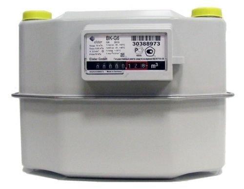 ВК/G6 счетчик газа (левый) 250мм